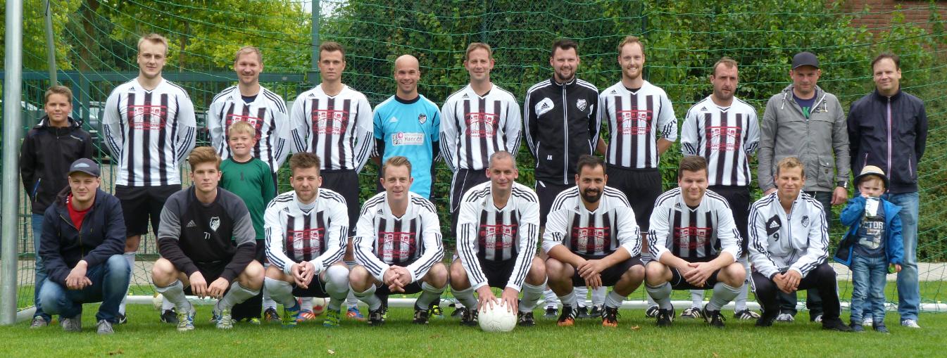 VfL 3.Mannschaft 2016-2017