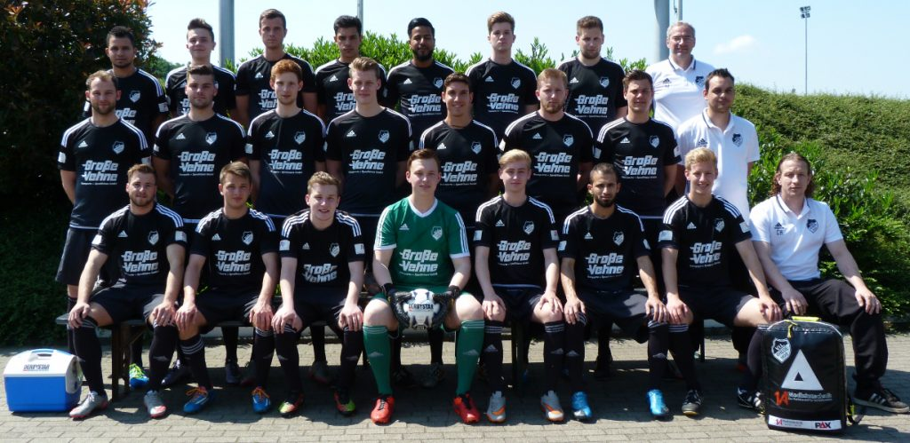 2. Mannschaft Saison 2016/2017